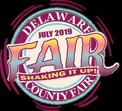 Delaware County Fair July 2019: Shaking it Up!